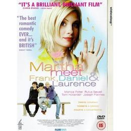 Martha, Meet Frank, Daniel And Laurence [DVD] [1998]